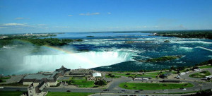 Come fall in love at the Niagara Falls